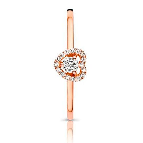 bague fiancaille One More