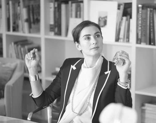 Francesca Amfitheatrof Tiffany & CO