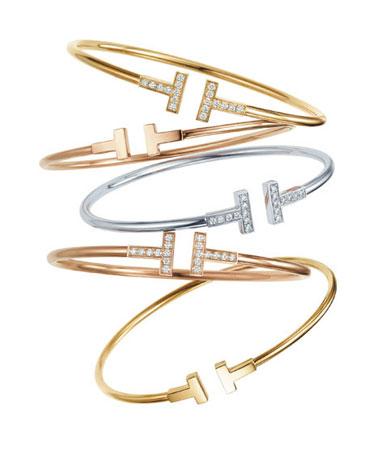 Tiffany T , La nouvelle collection bijoux par Francesca