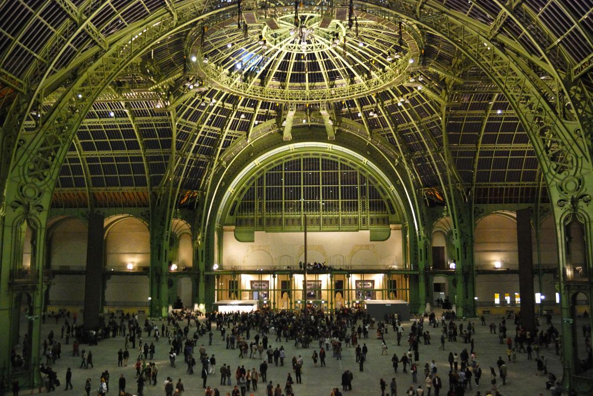 Intérieur du Grand Palais (Paris)