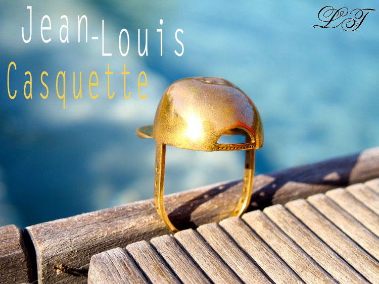 Bronze Poli - Jean Louis Casquette