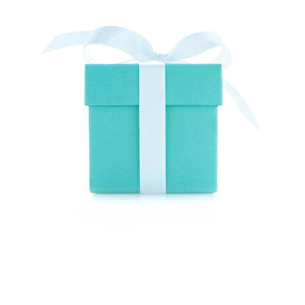 La boîte Tiffany & Co