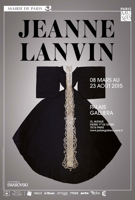 Jeanne Lanvin Exposition