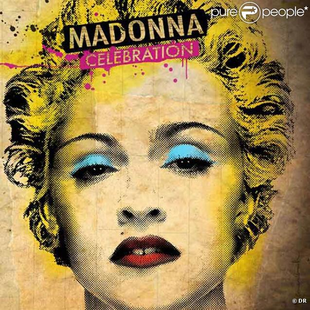 Mr Brainwash - Pochette album Madonna