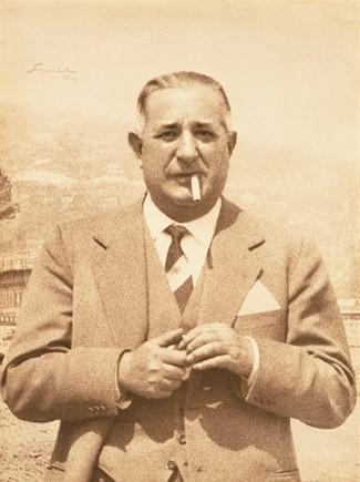 Mario Buccellati - Fondateur de la maison italienne
