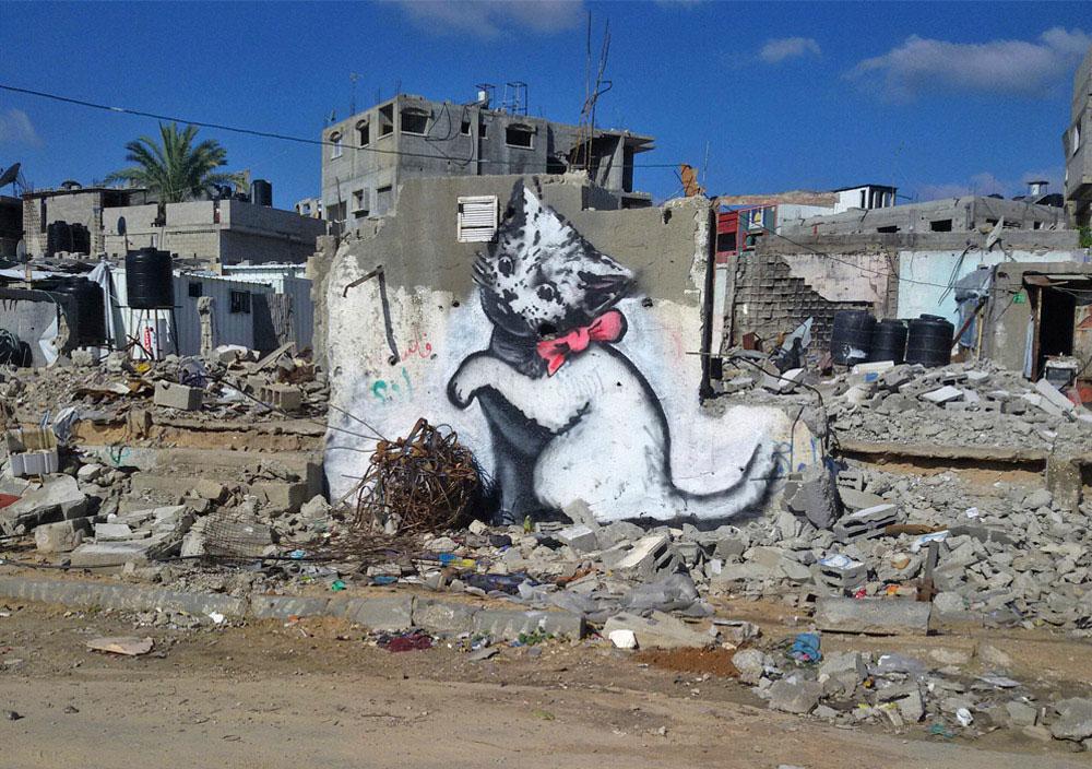 Bansky Gaza
