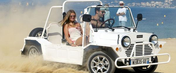 Nosmoke la voiturette électrique