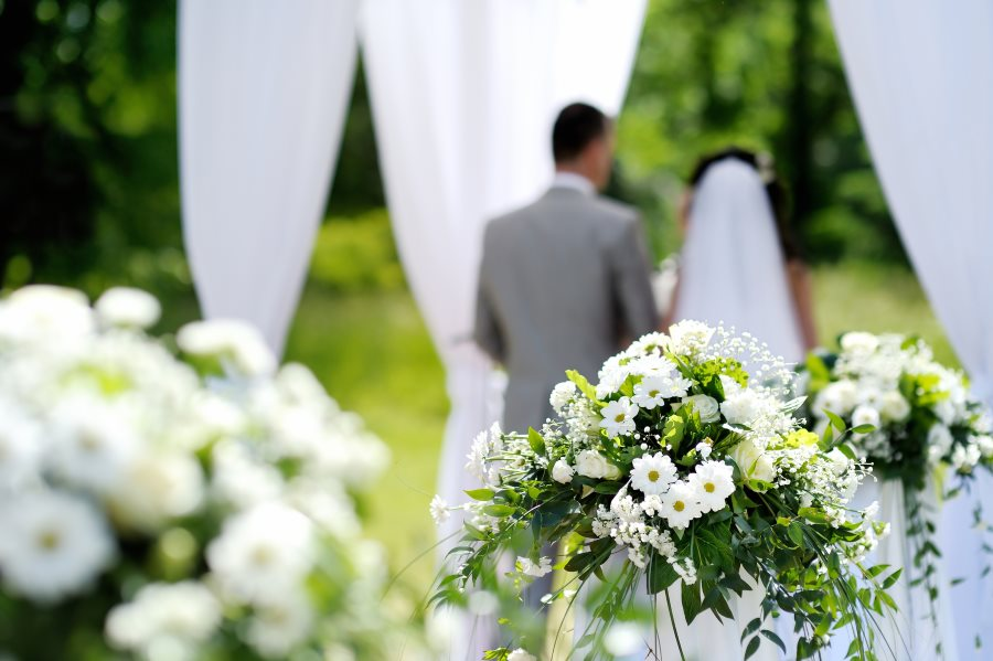 5 idées pour vous inspirer dans l'organisation de votre mariage