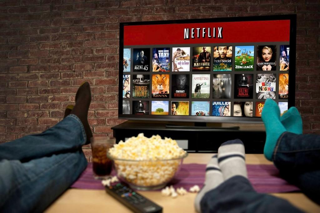 Netflix sur la télévision