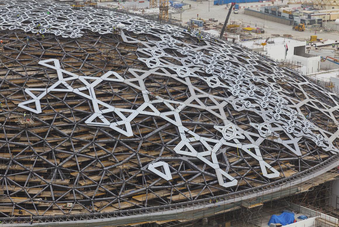 Le louvre d abu dhabi une merveille fran aise qui s exporte l tranger - Date construction du louvre ...