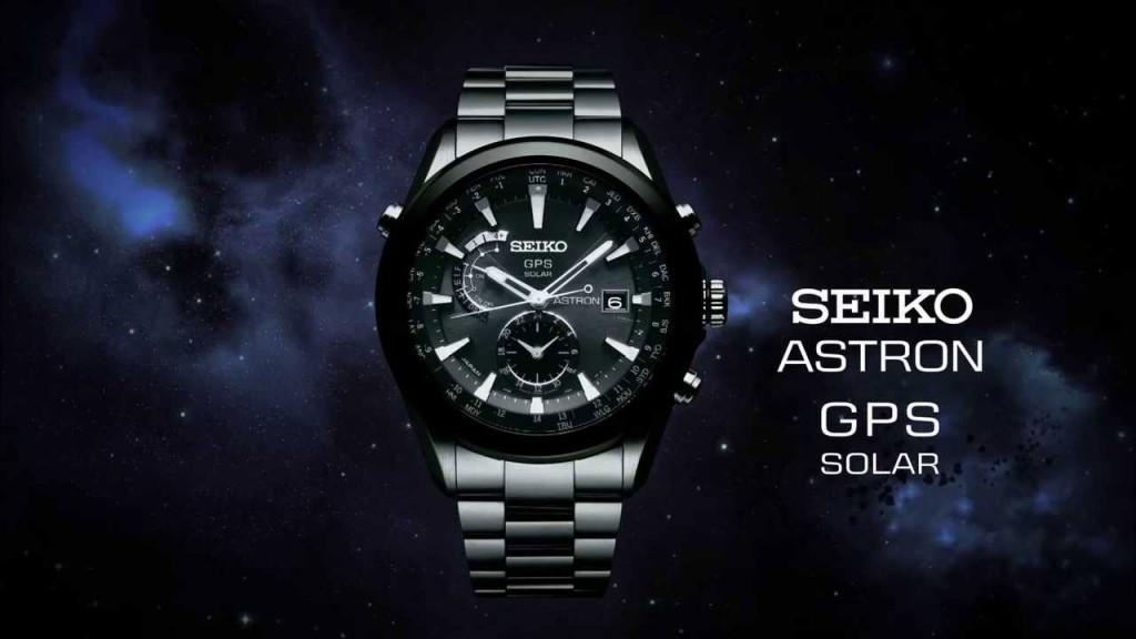 Seiko GPS Solar