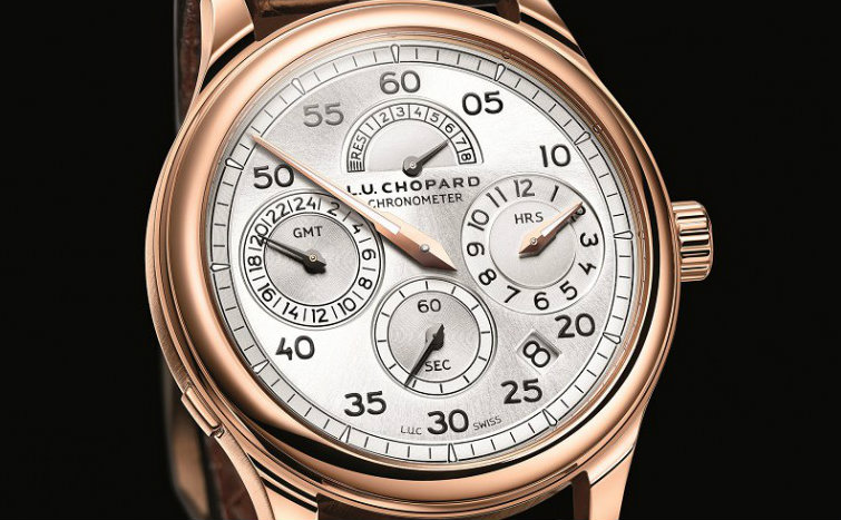 Baselworld : Montre Chopard