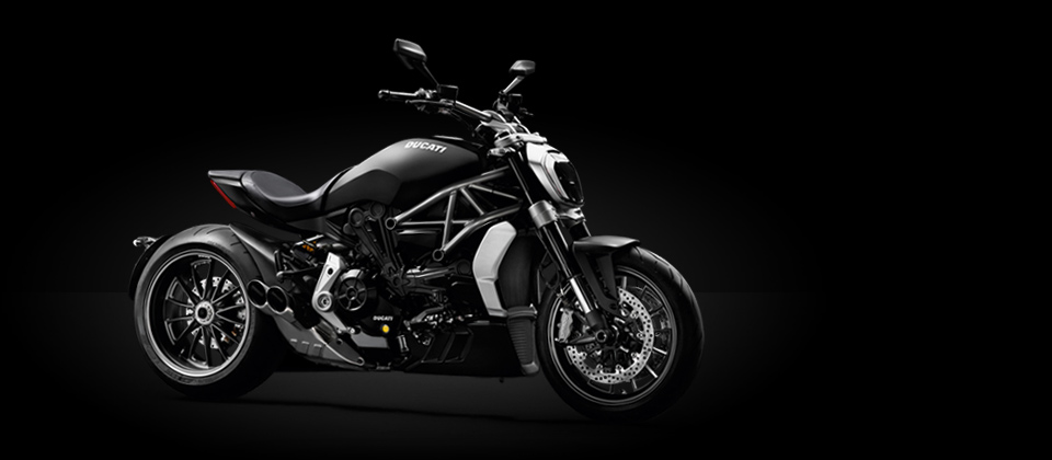 Ducati Diavel Modèle X