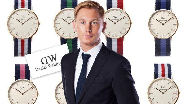 Daniel Wellington, la marque qui arrive toujours à l'heure 2