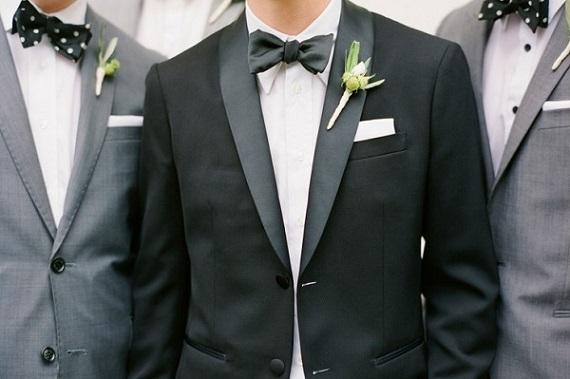 b6740a8244ab3 Tenue de mariage homme : cravate ou nœud papillon ?