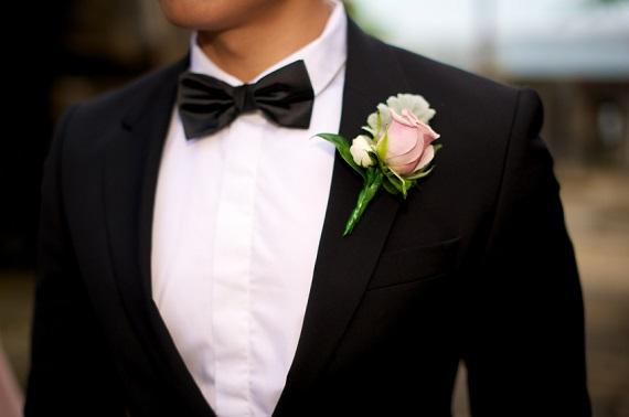 Entre cravate ou nœud papillon, votre mariage balance 3