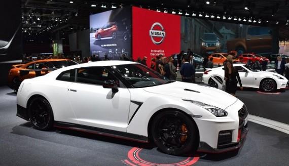 Les plus belles nouveautés luxe du Salon de l'Auto