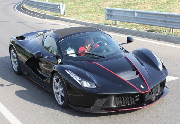 Les plus belles nouveautés luxe du Salon de l'Auto 2