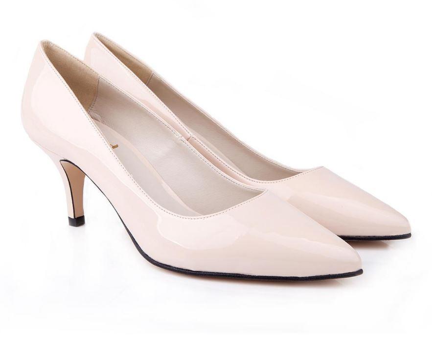 chaussures sans cuir