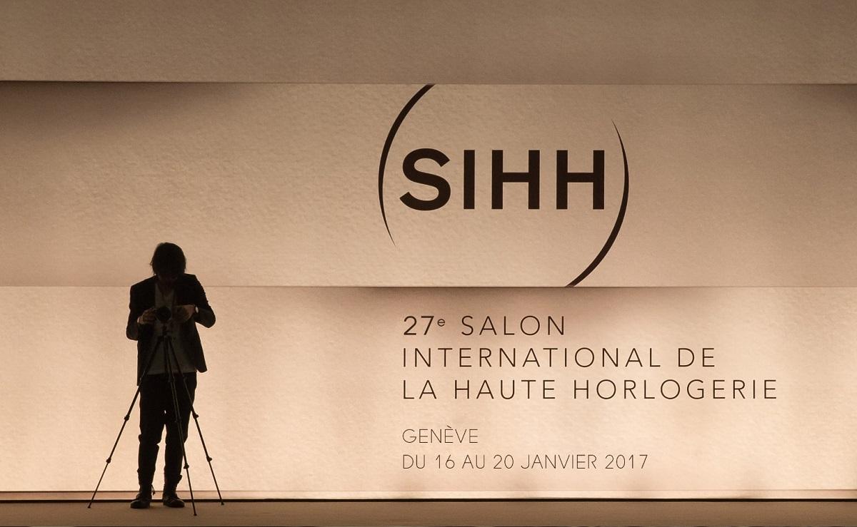 Salon SIHH 2017 : une édition qui remet les pendules à l'heure