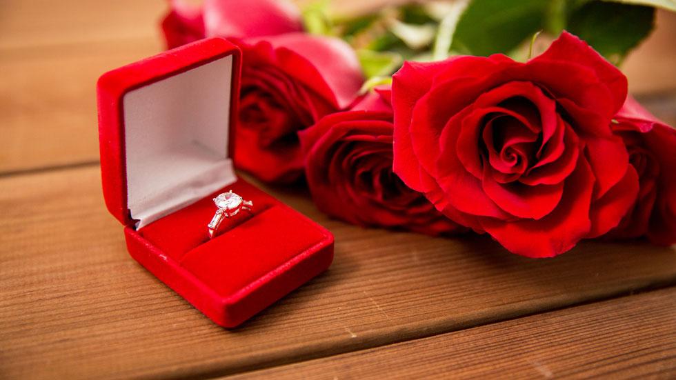 De l'histoire de la bague de fiançailles