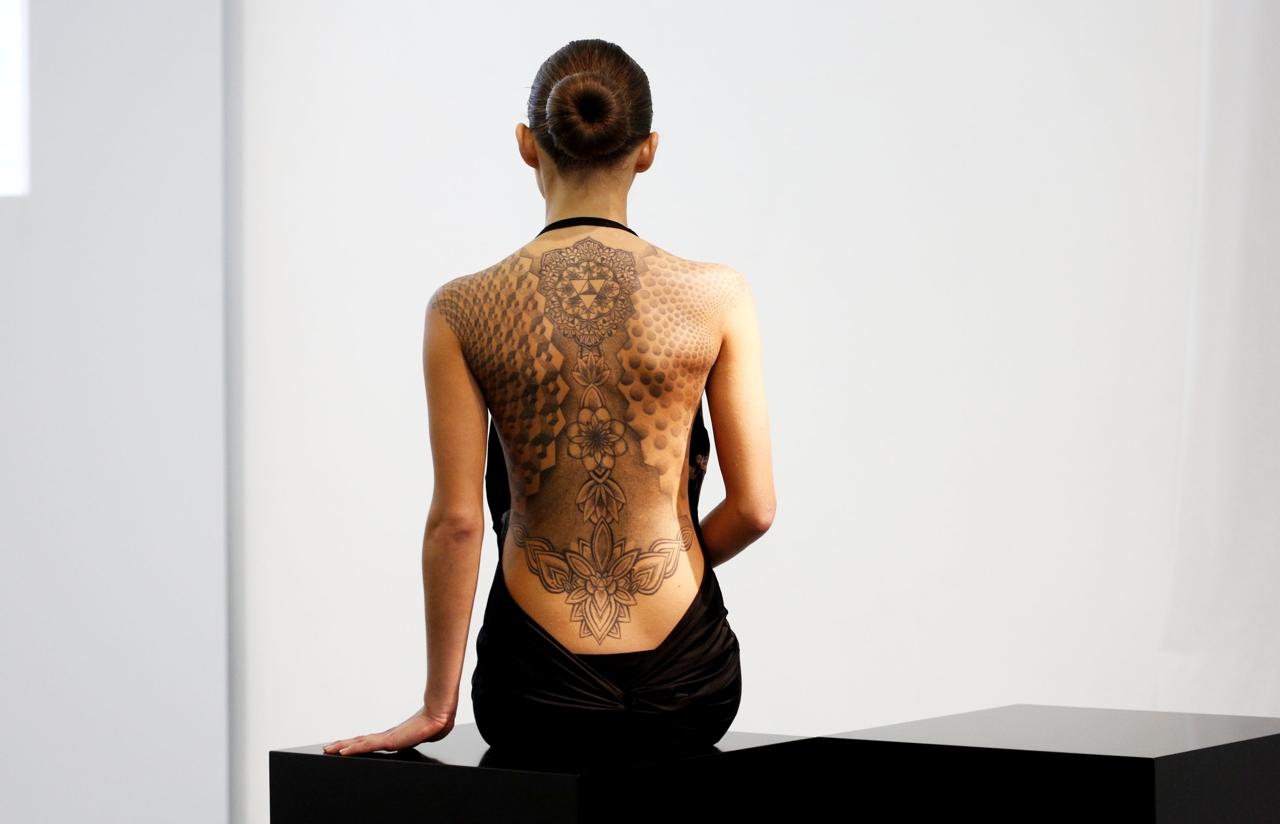 tatouage de luxe