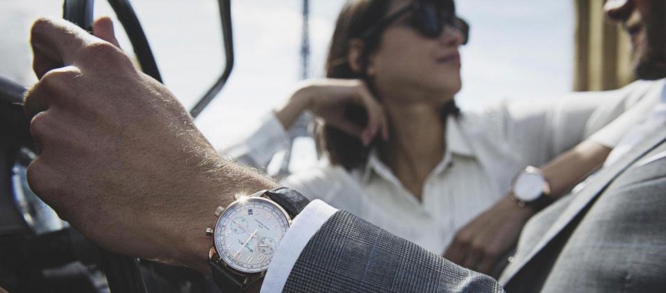 Focus sur les montres William L. 1985
