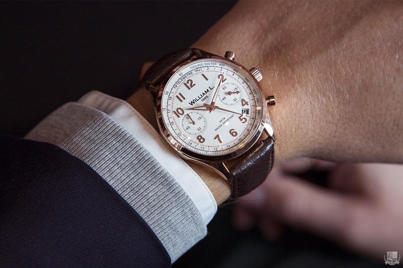 Focus sur les montres William L. 1985 2