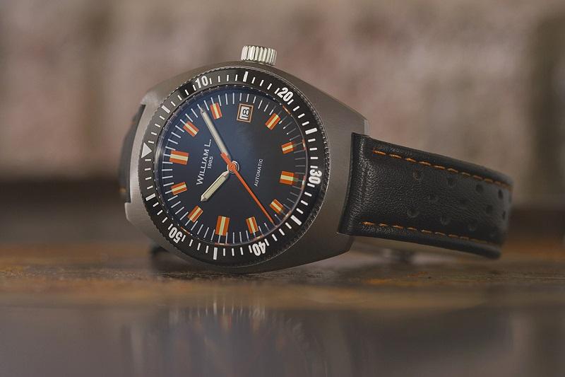 Focus sur les montres William L. 1985 4