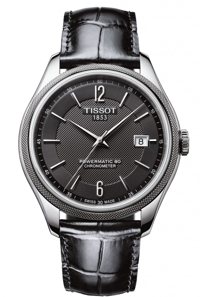 Tissot Ballade Powematic 80