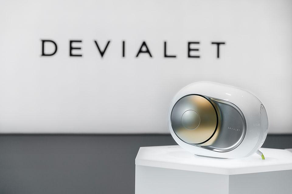 DEVIALET : Ingénierie acoustique de luxe