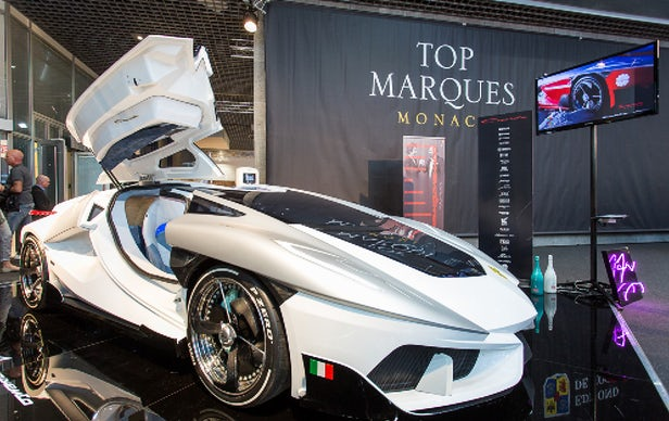 La 14ème édition du salon Top Marques Monaco