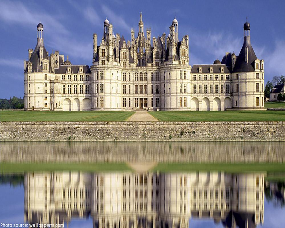 Chambord Chateau Chambord