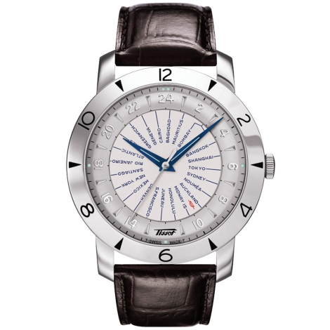 3 montres hommes pour cet t luxebytrendy for Piscine tissot