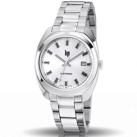 ar-montre-lip-general-de-gaulle-671343-homme-cadran-argent-39-mm-acier-inoxydable-31462