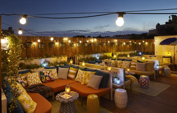 Les 5 plus beaux rooftop de Paris