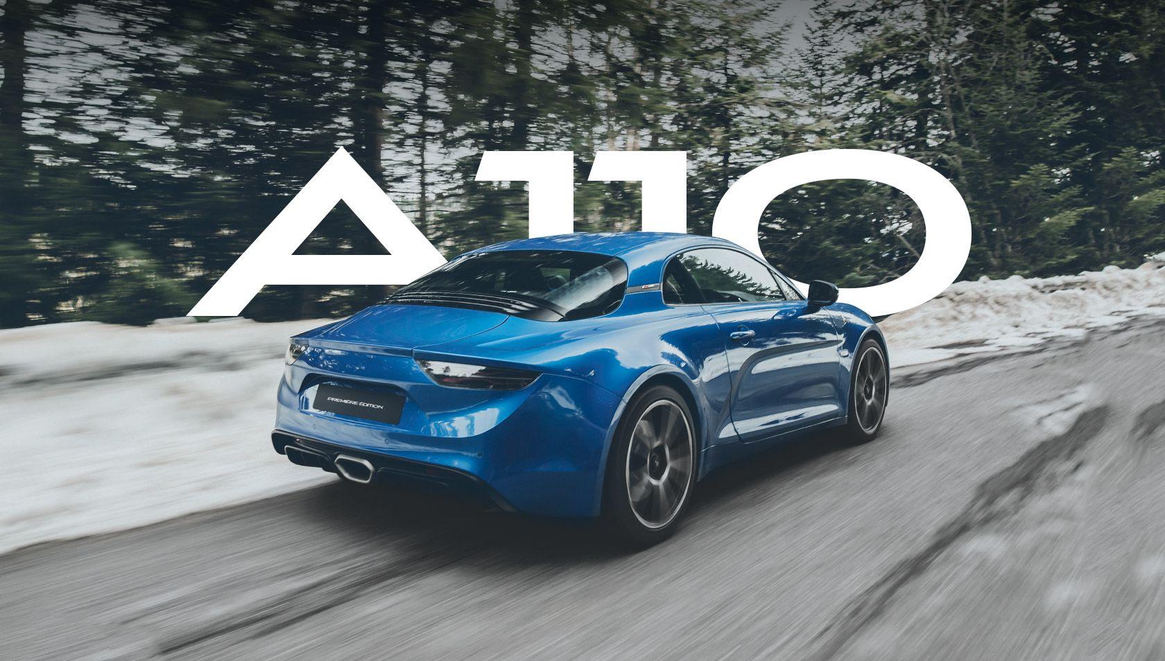 La nouvelle Alpine A110 : la légende automobile