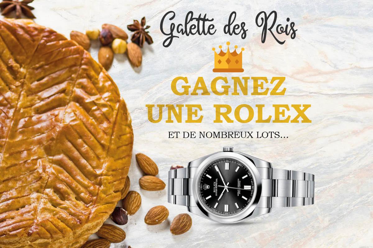 La Galette Horlogère par Objectif Horlogerie