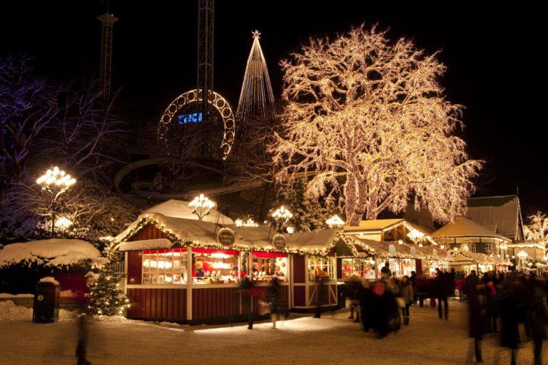 Le top 5 des plus beaux marchés de Noël d'Europe