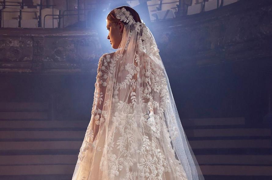 9551c959fa5824 Mariage 2019 : les plus belles robes de mariée - Luxebytrendy