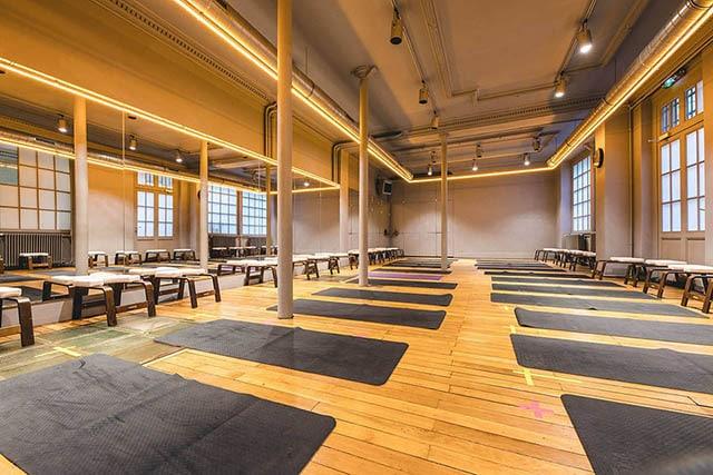 Top 5 des meilleures salles de Yoga à Paris