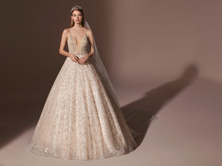 Mariage : tendance robe de mariée 2019