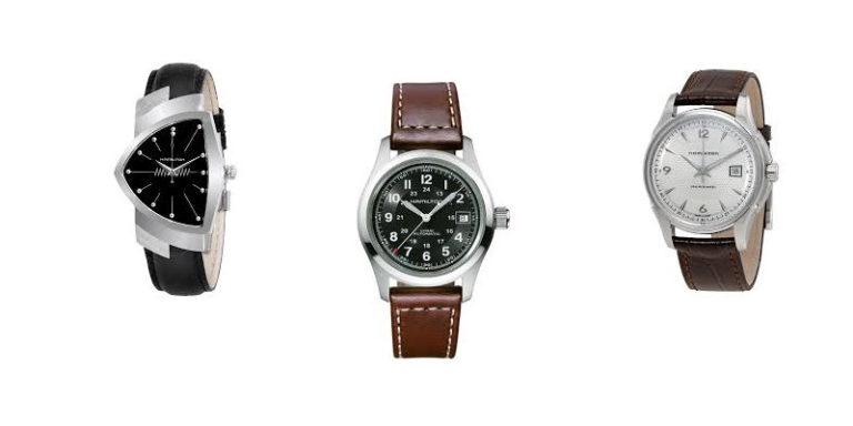 Top 3 des montres Hamilton