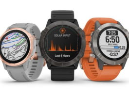 garmin-fenix-6 montre