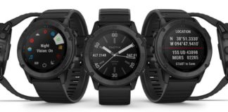 Montre Garmin tactix® Delta