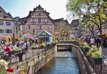 Alsace et Colmar