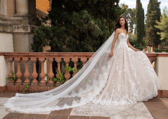 Robe de mariée 2021